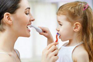 Зубная паста из США